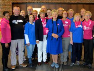 Frau Marjan und das Kölner Plan-Team
